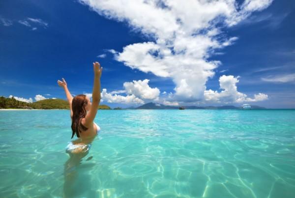 Vé máy bay đi Nha Trang khám phá những bãi biển nổi tiếng