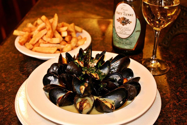 Moules-Frites, Bỉ