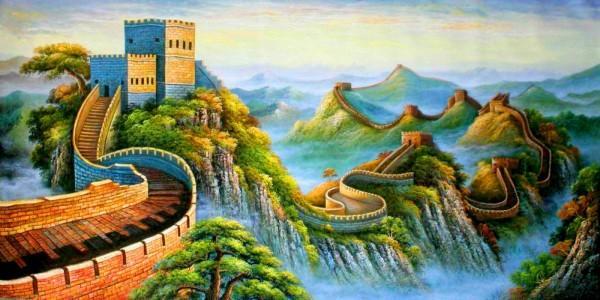 Tham quan vạn lý trường thành Trung Quốc