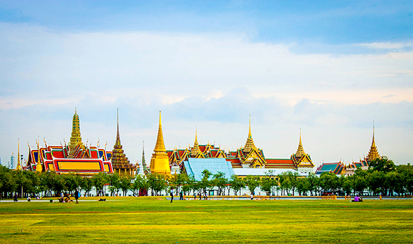 Chùa đẹp ở Wat Chalong hoặc Đền Wat Chaitararam các điểm tham quan nổi tiếng