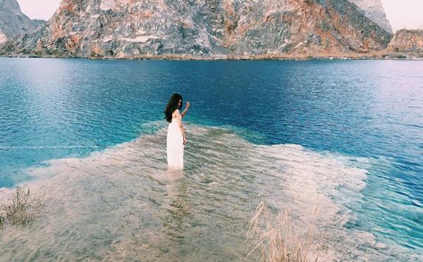 Hồ nước xanh - Tuyệt tình cốc ở Hải Phòng