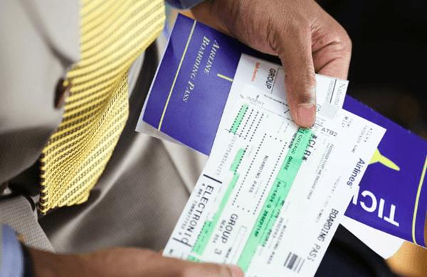 Đặt mua vé máy bay khuyến mãi giá rẻ