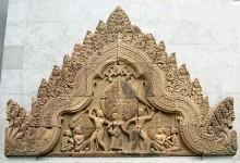 Vẻ đẹp lich sử của bảo tàng Vương Quốc Campuchia