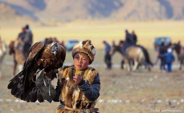 Những hình ảnh tuyệt đẹp trong lễ hội đại bảng vàng tại Mông Cổ