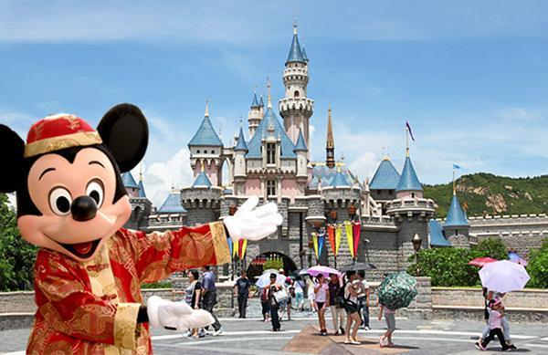 Hong Kong là thành phố xinh đẹp và hoa lệ bậc nhất châu Á