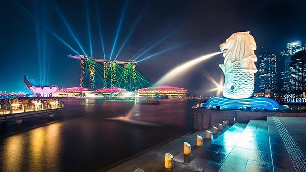 Những địa điểm hấp dẫn khi du lịch Singapore
