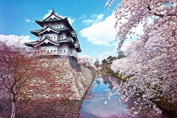 Lâu đài ở Nhật Bản