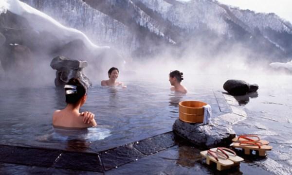 Dịch vụ tắm tiên tại Nhật Bản