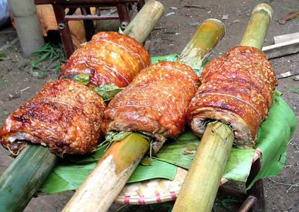 Lợn cắp nách - thực phẩm sạch Sapa