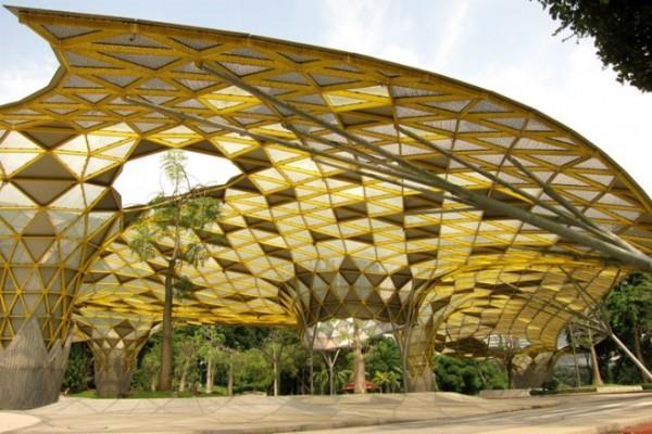 Vườn bách thảo Taman Botani Perdana.