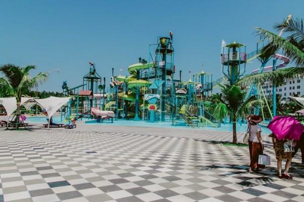 Khu vui chơi giải trí tại Phú Quốc