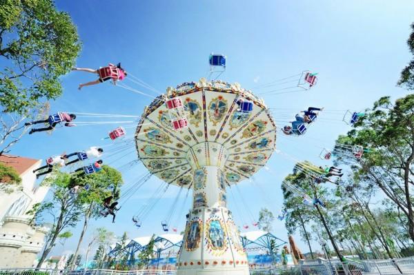Khu vui chơi Vinpear Lands Phú Quốc