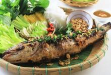 Top những món ăn nổi tiếng khi đi du lịch Cà Mau