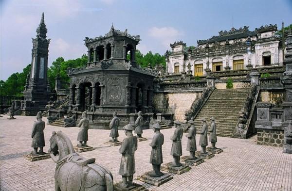 Những địa điểm tham quan khi du lịch Huế