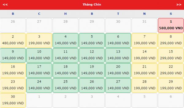Đón tháng 9 với loạt vé máy bay đi Đà Nẵng chỉ từ 149k