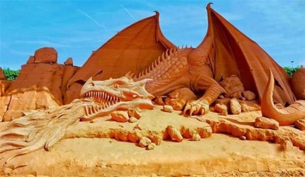 Mũi Né – Công viên tượng cát FORGOTTEN LAND