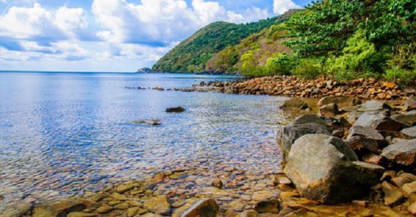 Bãi Ông Đụng Côn Đảo