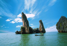 Kinh nghiệm khám phá Đảo Hải Tặc chỉ 1,5 triệu đồng