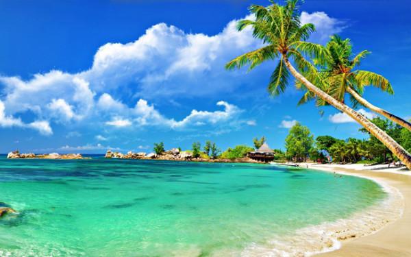 Vẻ đẹp quyến rũ của Bãi Dài Phú Quốc