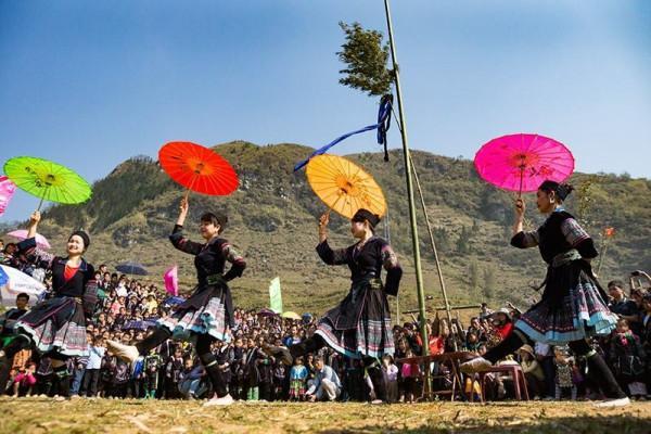 Lễ hội mùa thu vàng Sapa