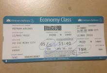Đặt vé máy bay bị sai tên xử lý như thế nào?