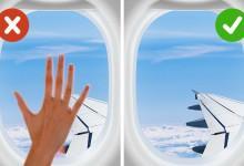 Những thói quen tuyệt đối nên tránh khi đi máy bay