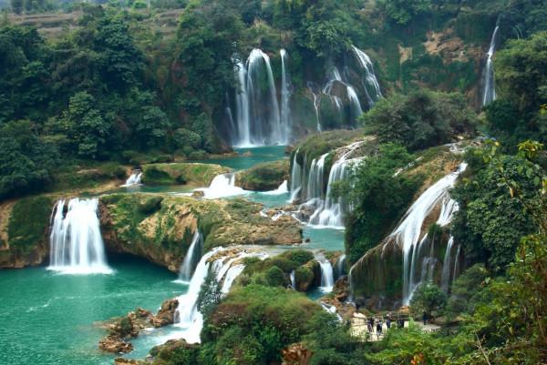 Khu du lịch thác Damb'ri (Đam Bri)