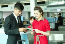 Hành khách đi máy bay không được sử dụng bằng lái xe
