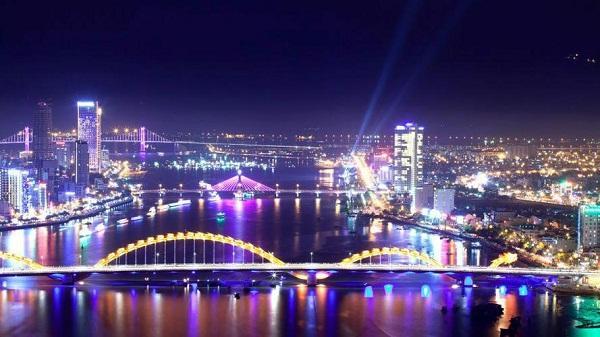 Thành phố đáng sống với những cây cầu độc đáo