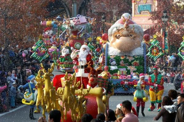 Tới Hàn Quốc đón Giáng sinh đậm chất hàn