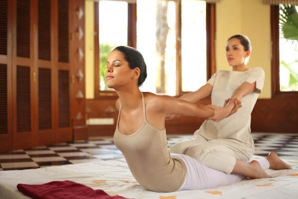 Dịch vụ massage nổi tiếng thế giới