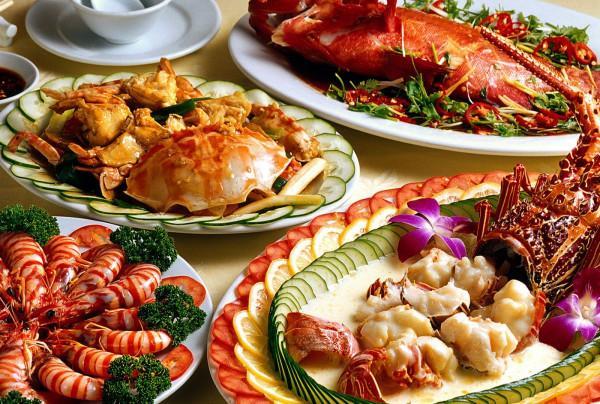 Nha Trang nổi tiếng với các món hải sản