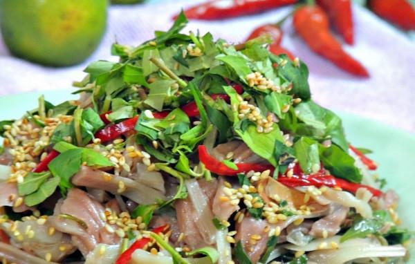 Mít Trộn món ăn vặt Đà Nẵng