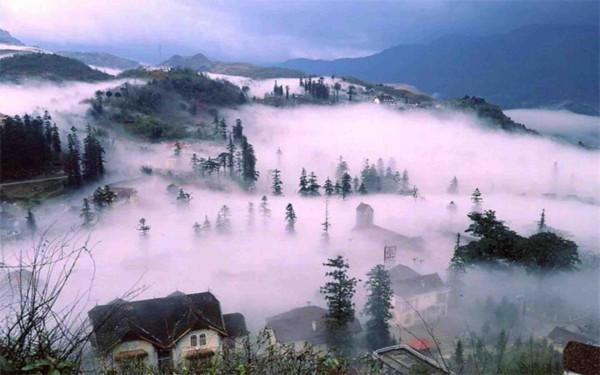 Thế giới thực ẩn mình trong làn sương không thực
