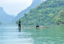 Khám phá danh lam thắng cảnh Hồ Ba Bể