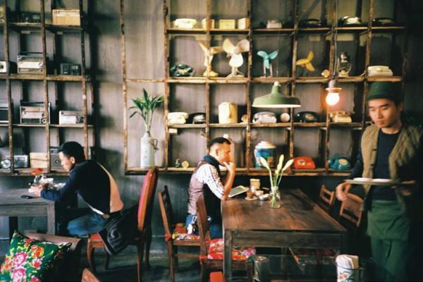 Cộng cafe Quán