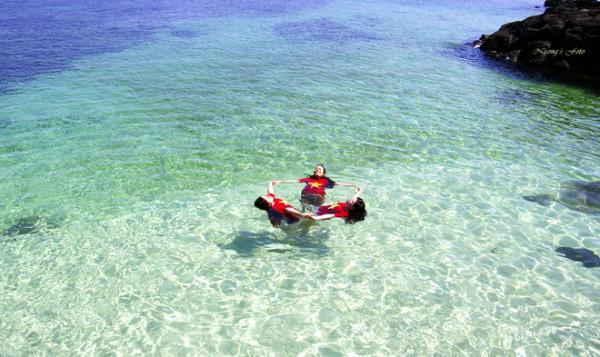 Lãng mạn nơi biển đảo Lý Sơn