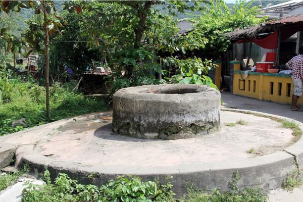 Giếng cổ Cù Lao Chàm