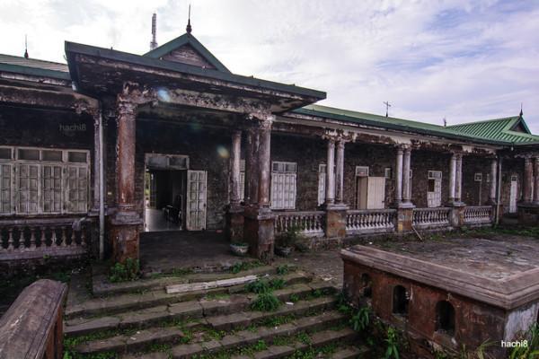Biệt thự Pháp cổ - Nét duyên ngầm của đỉnh Mẫu Sơn