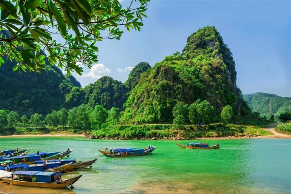 Khám phá Vườn Quốc gia Phong Nha - Kẻ Bàng