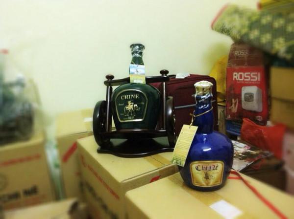 Rượu Chi Nê Hậu Lộc