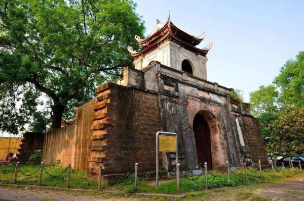Thành cổ Vinh - Nghệ An