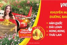 Mừng U23 Việt Nam, Vietjet mở bán vé máy bay 0 đồng