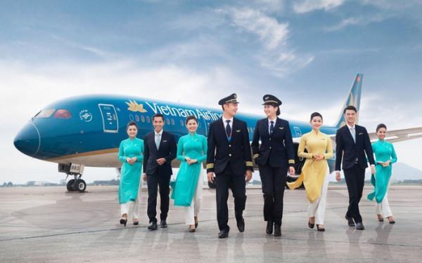 Vé máy bay đi Cà Mau của hãng Vietnam Airlines