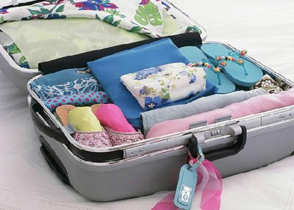 Hành lý quá nặng