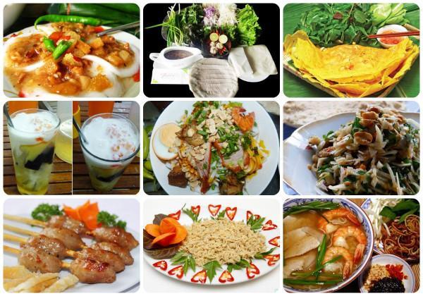 Những món đặc sản đậm chất riêng của Quảng Bình