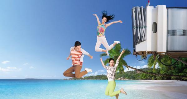 Thả ga với vé máy bay giá rẻ chỉ 299k của Vietnam Airlines