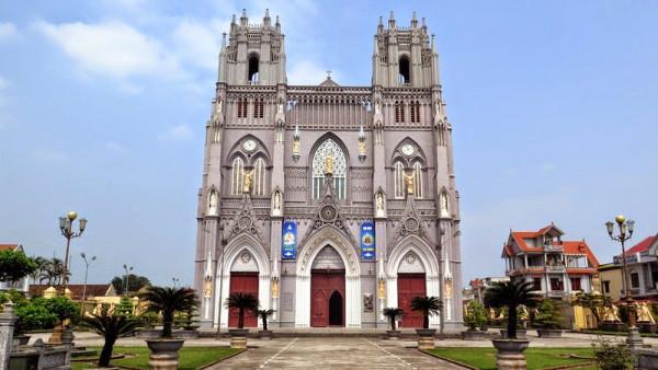 Nhà thờ Phú Nhai