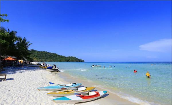 Bãi Sao, bãi biển đẹp nhất Phú Quốc