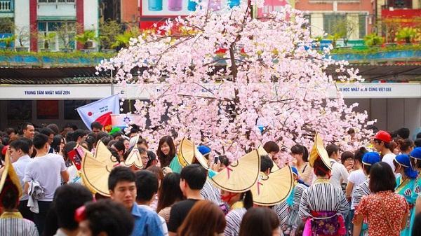 Lễ hội giao lưu văn hóa Nhật Bản